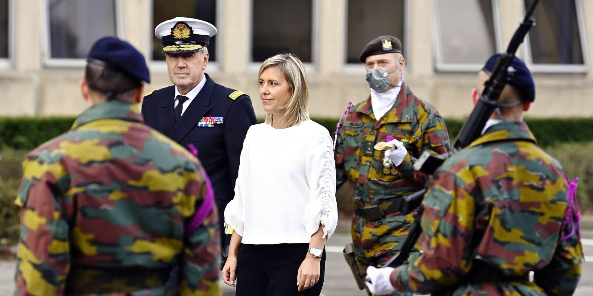 La ministre de la Défense annonce un retrait du contingent belge en Afghanistan en 2021