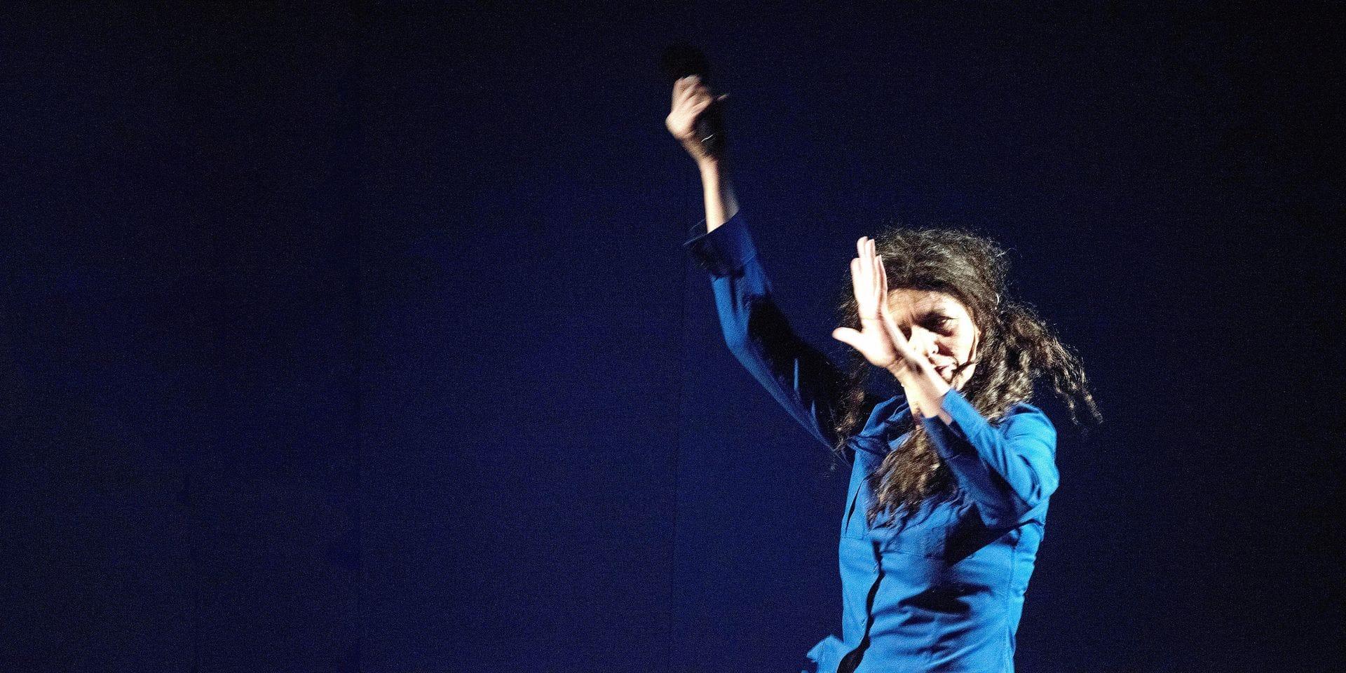 """Myriam Saduis dans """"Final Cut"""""""