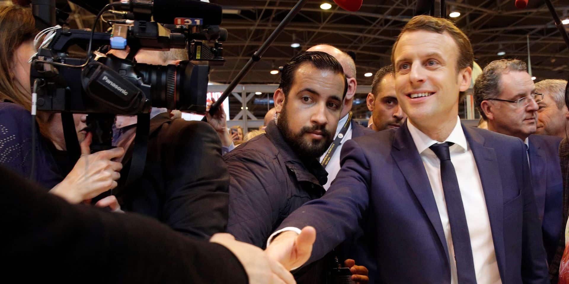 """Affaire Benalla: Emmanuel Macron est """"extrêmement déterminé à ce que la vérité puisse être établie"""""""