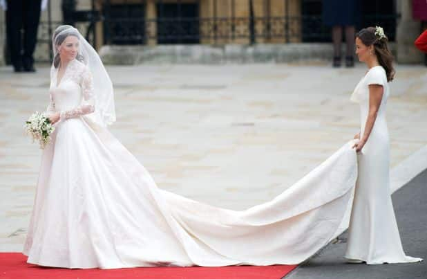 Kate Middleton Grace Kelly Lady Di Les Plus Belles Robes De