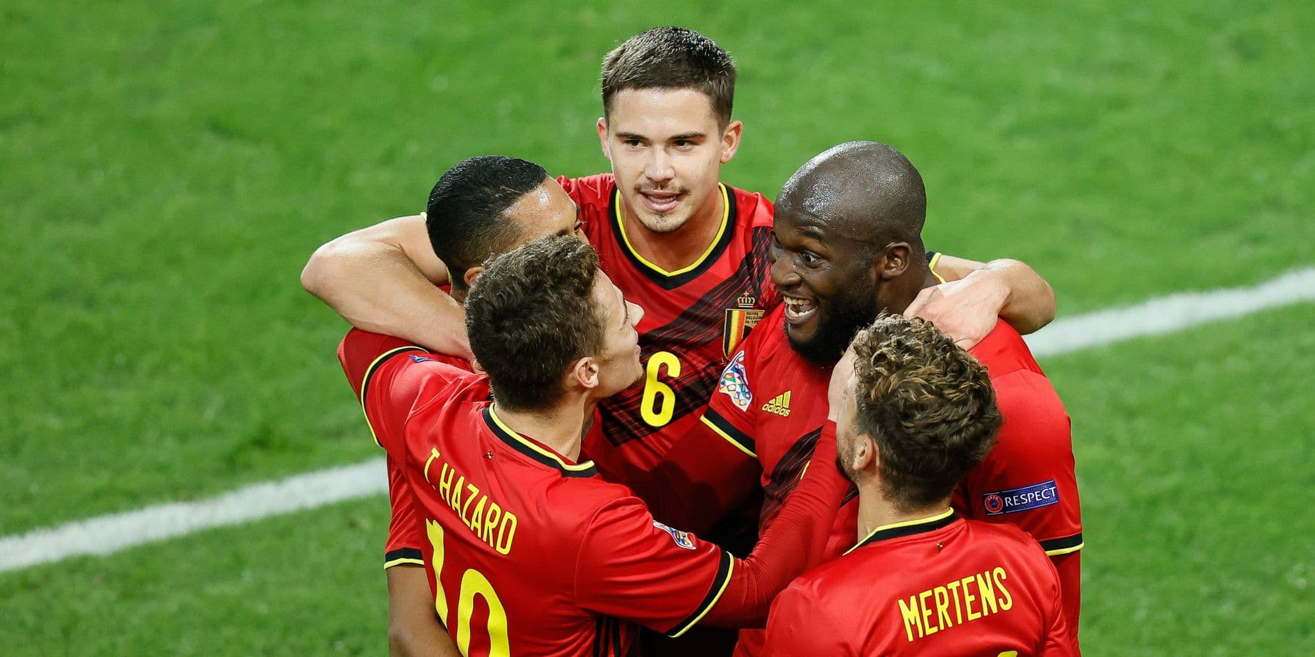 La Belgique préparera l'Euro face aux vice-champions du monde croates le 6 juin prochain