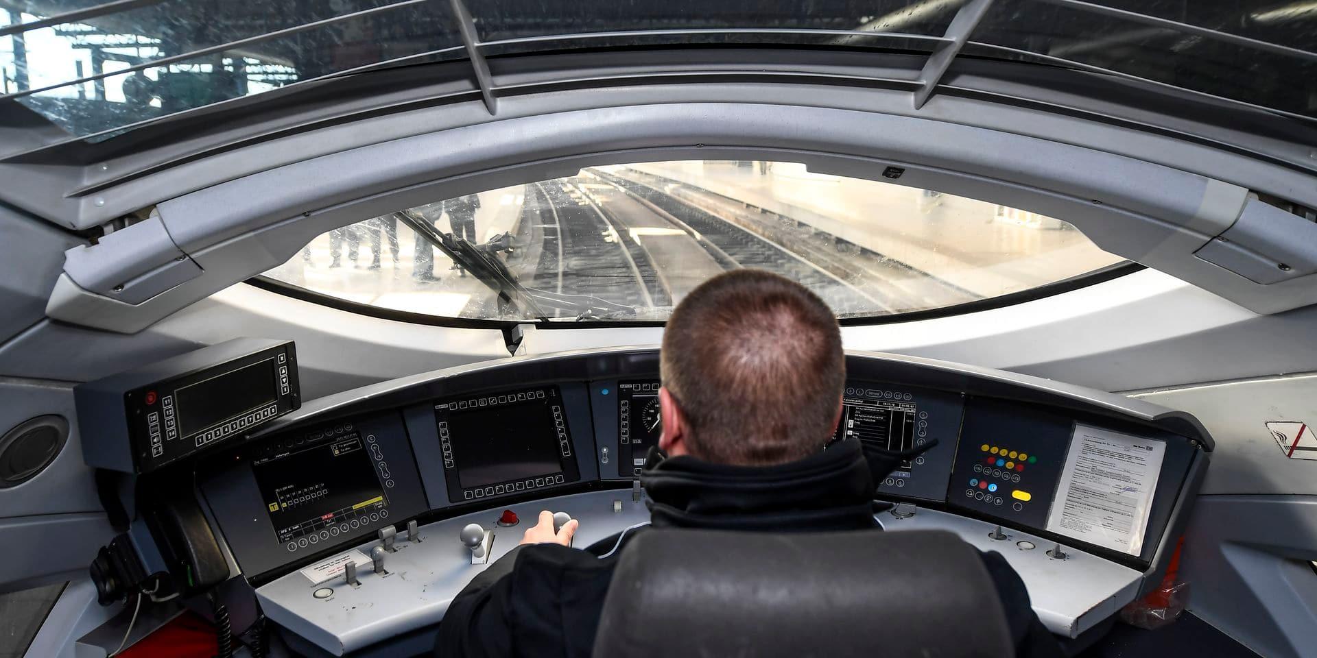 De la Chine à Anvers ... en train