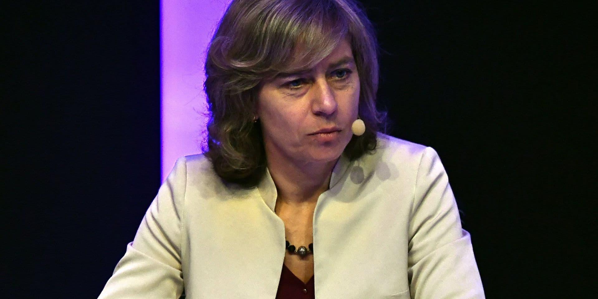 """Départ de Dominique Leroy : """"KPN avait déjà interrogé Dominique Leroy en juin"""""""