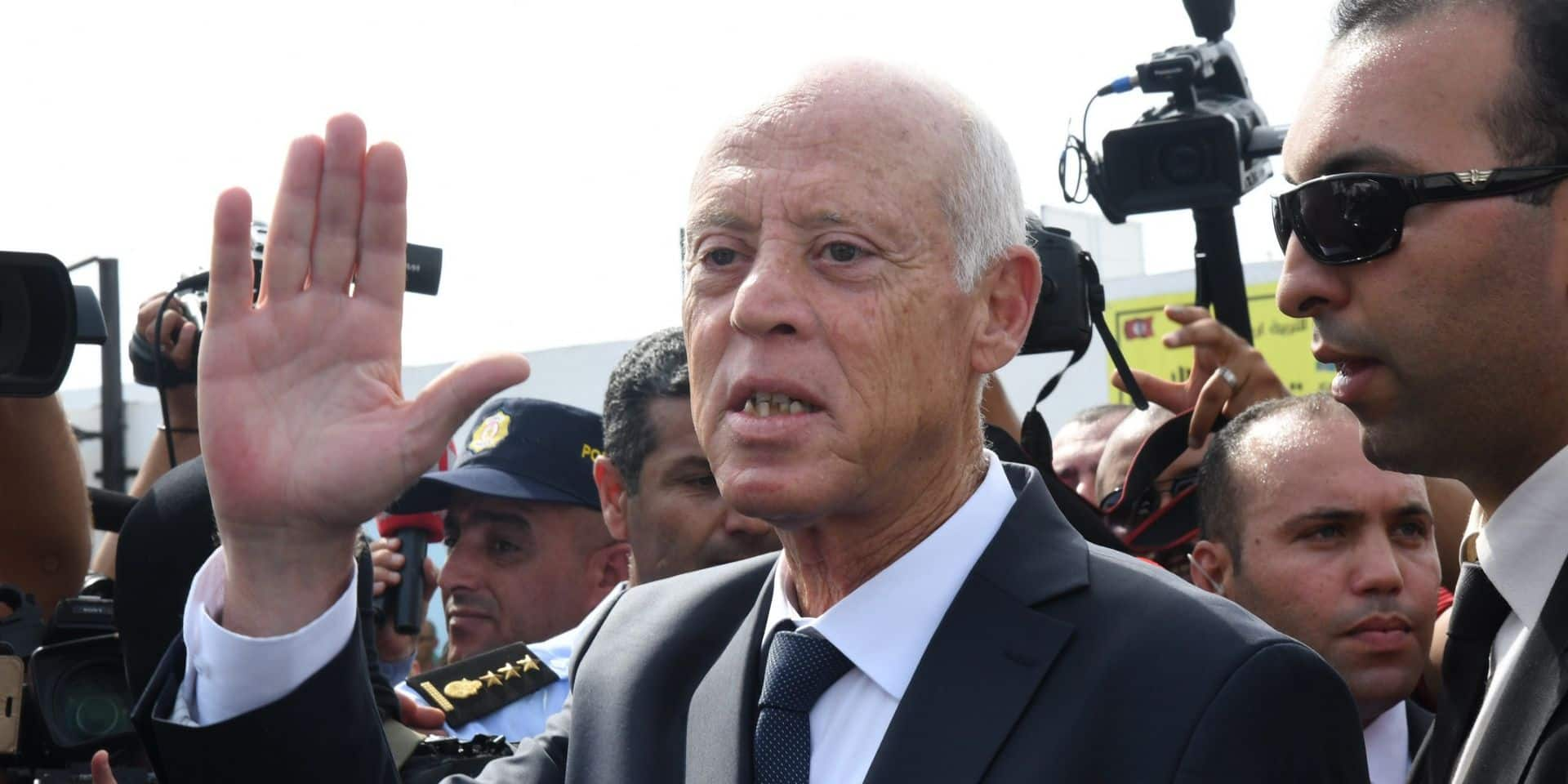 Tunisie: le juriste Kais Saied élu président avec plus de 75% des voix