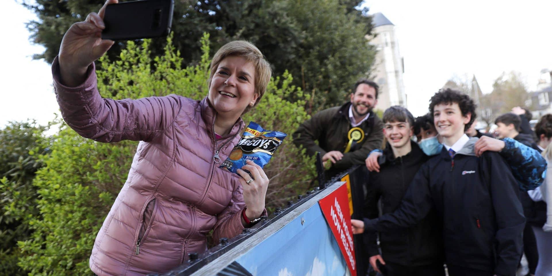 """""""Boris Johnson est le meilleur cadeau imaginable pour le Parti national écossais"""""""