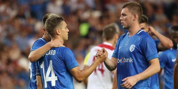 Europa League: Genk se promène face à Fola Esch et entrevoit le prochain tour - La Libre