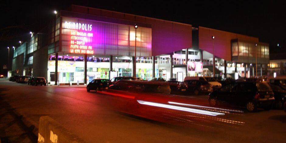 Jambes: le parking de l'Acinapolis va être réaménagé et devenir payant