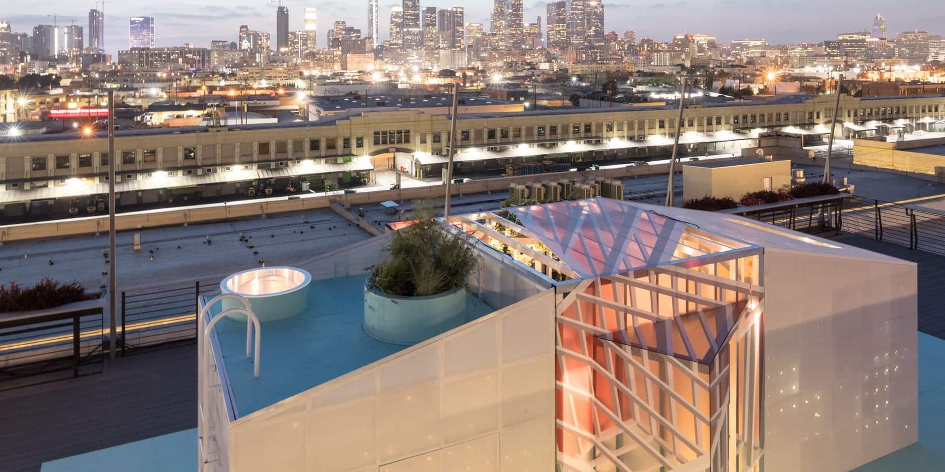 Dans le futur, l'habitat en ville passera par la modularité