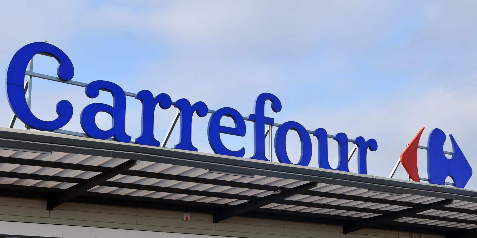 La responsabilité du double paiement incombe à une filiale de Carrefour