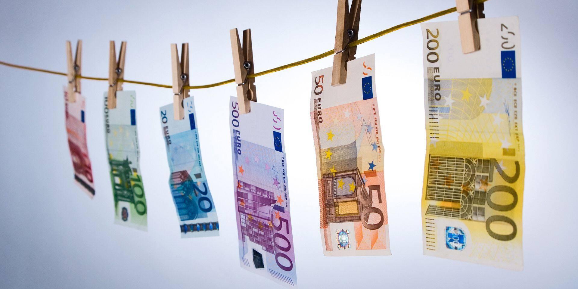 Plus de 40 milliards d'euros d'argent noir ont été rapatriés en Belgique
