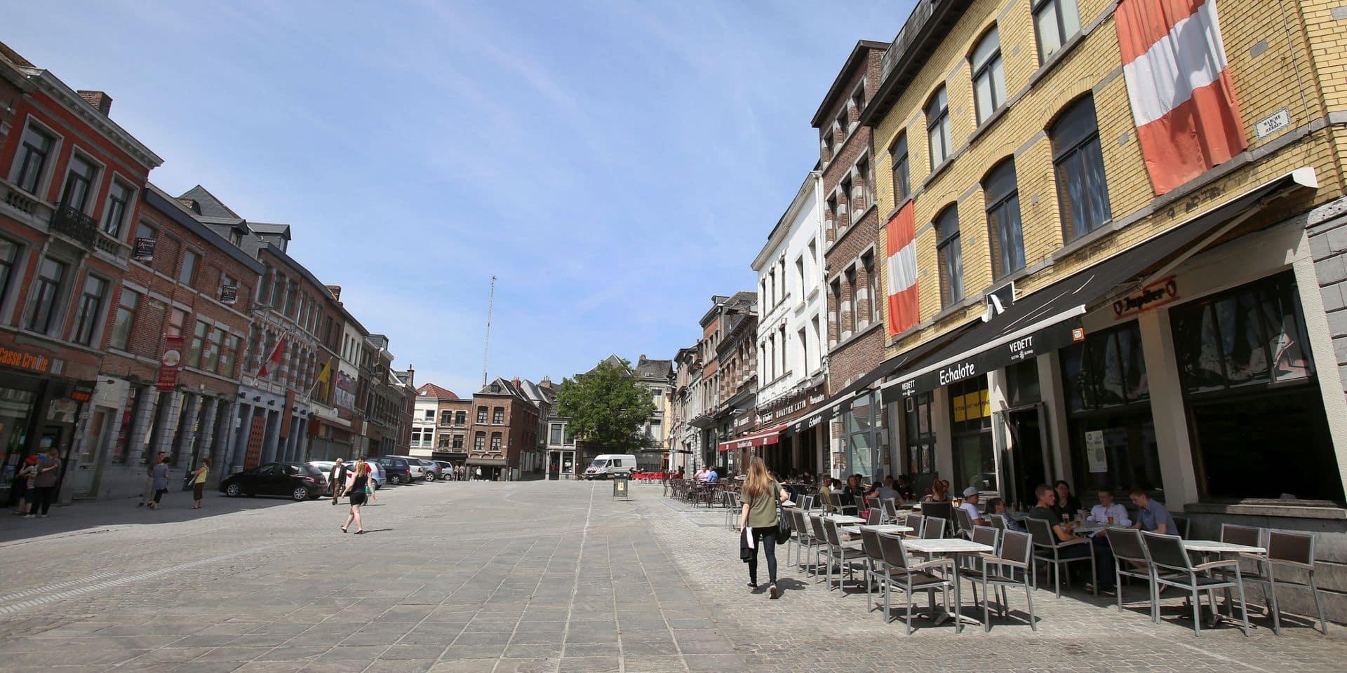 Toilettes publiques à Mons: Où sont les femmes?