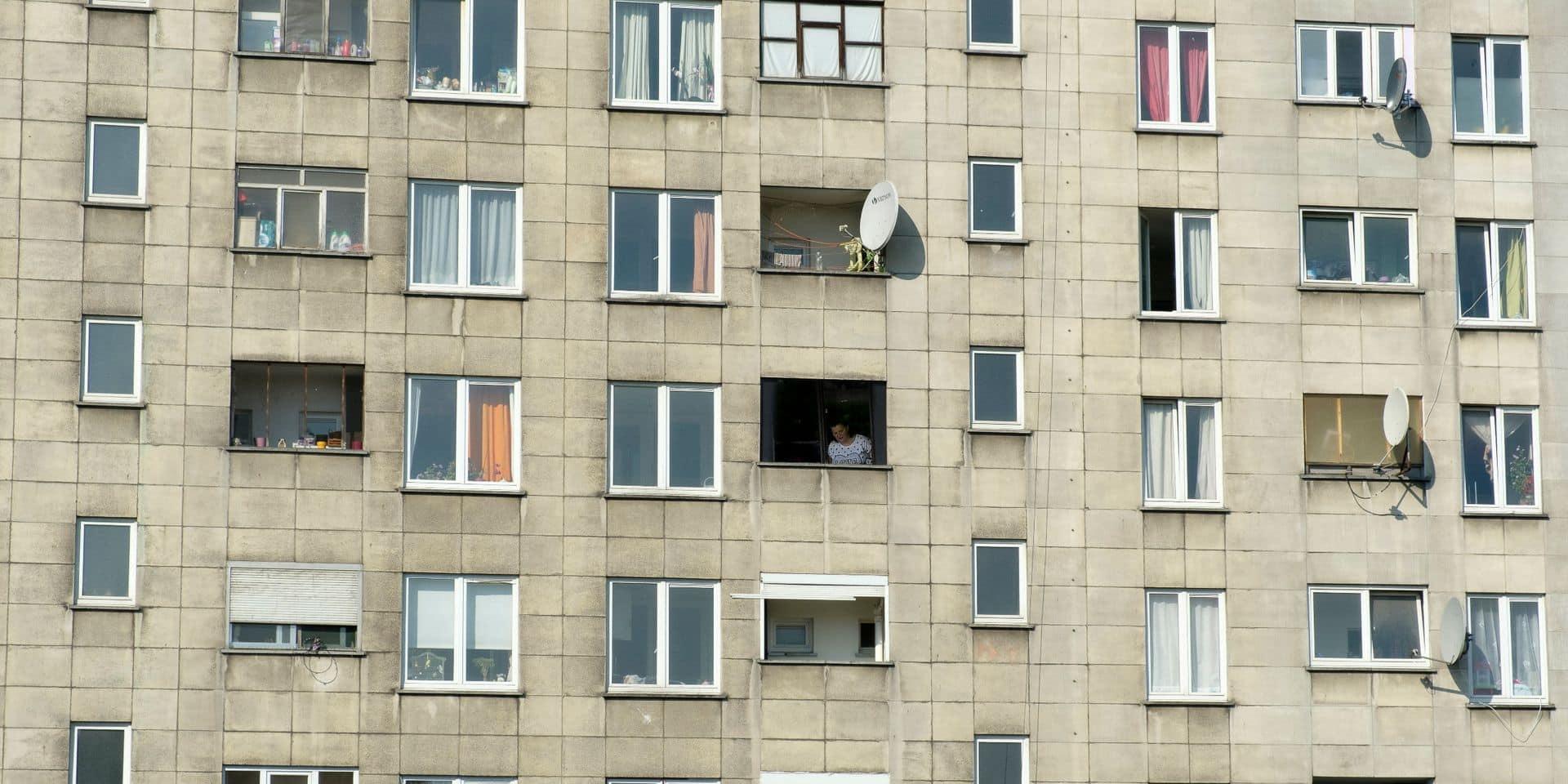 Un dixième de la population bruxelloise est en attente d'un logement social