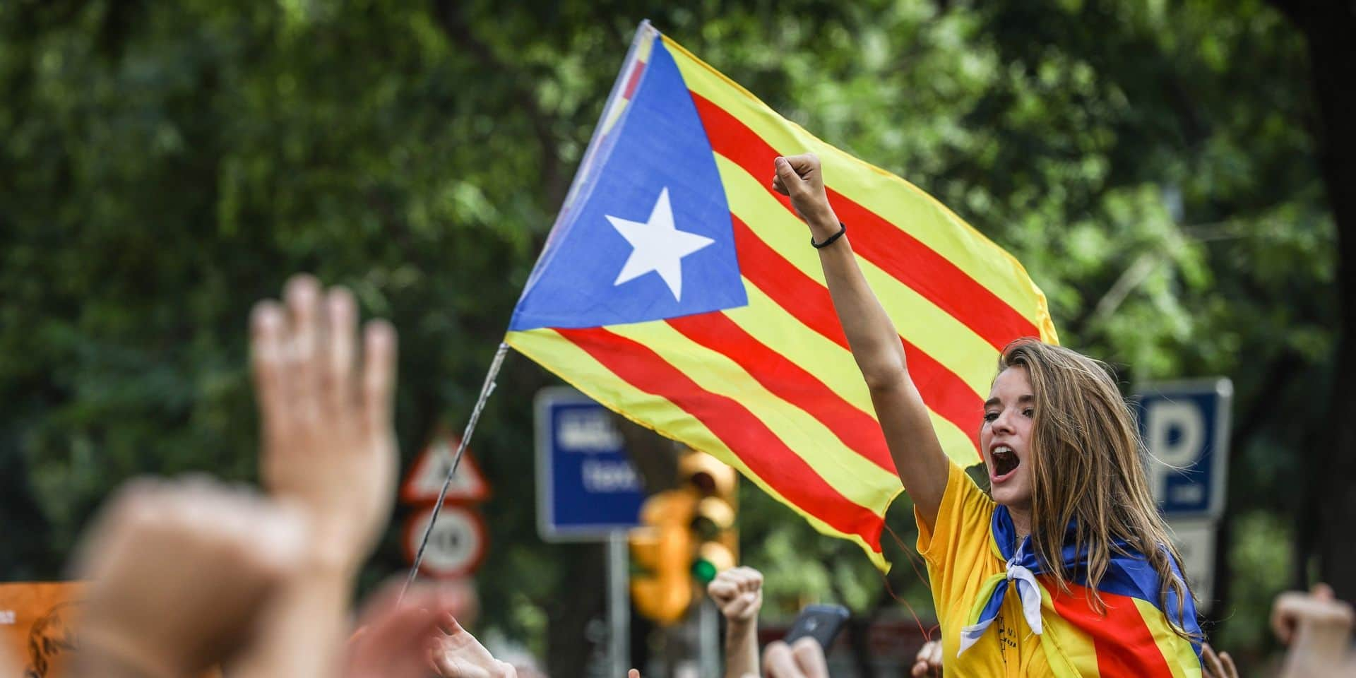 Les indépendantistes catalans condamnés en régime de semi-liberté