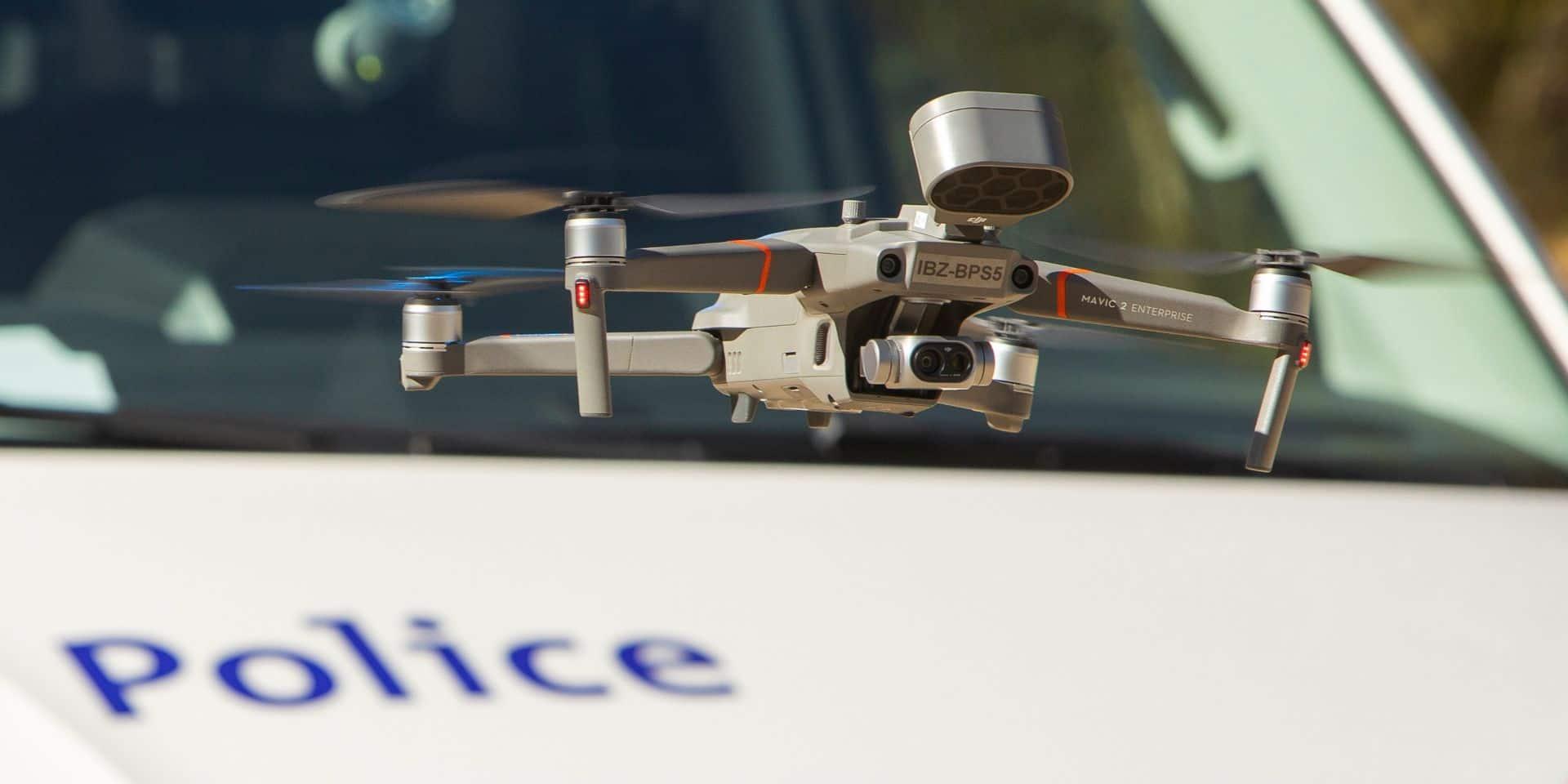 """Un premier rapport d'inspection flingue les drones policiers: """"Les manquements sont importants, notamment sur l'usage des données personnelles"""""""
