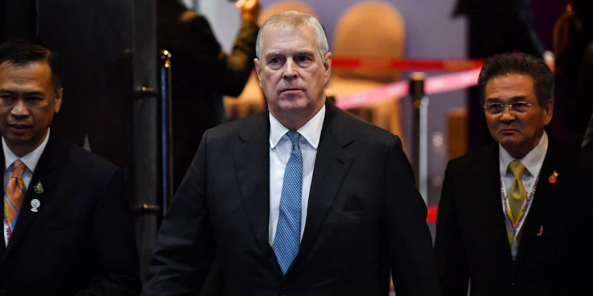 Affaire Epstein: université et entreprises prennent leurs distances avec le Prince Andrew