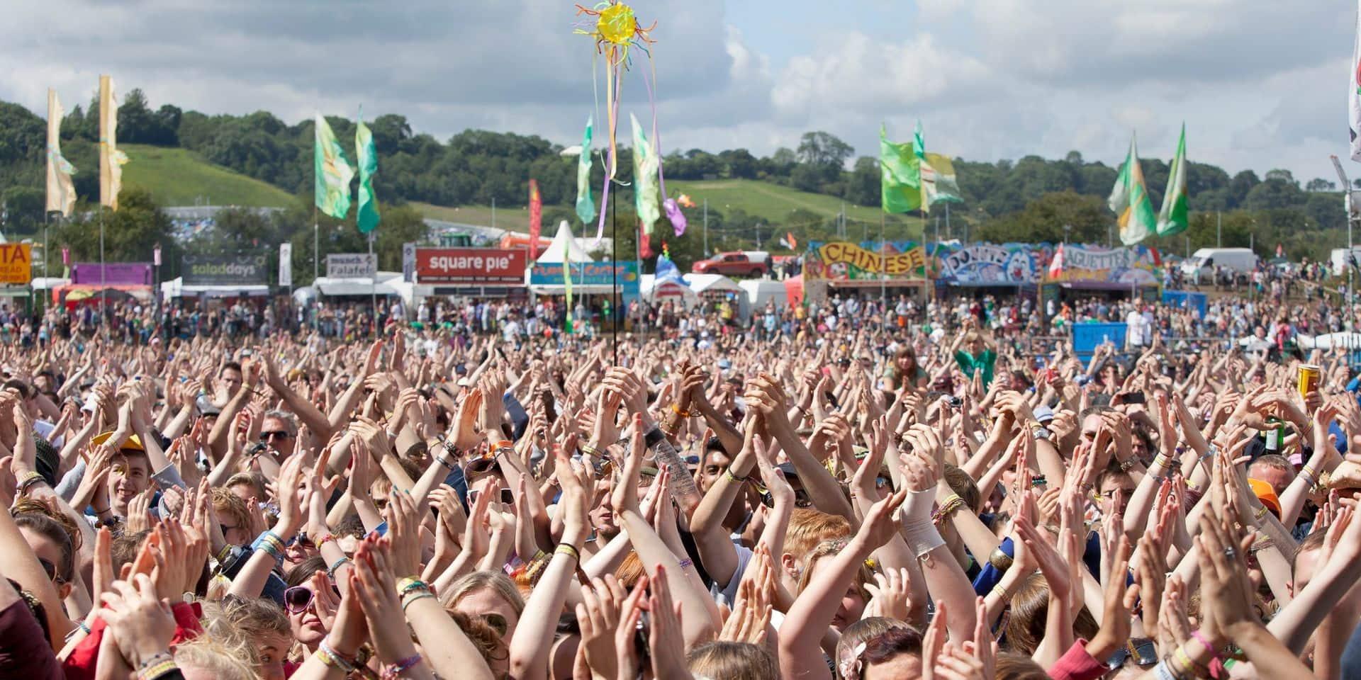 Le festival britannique Glastonbury est annulé pour la deuxième fois