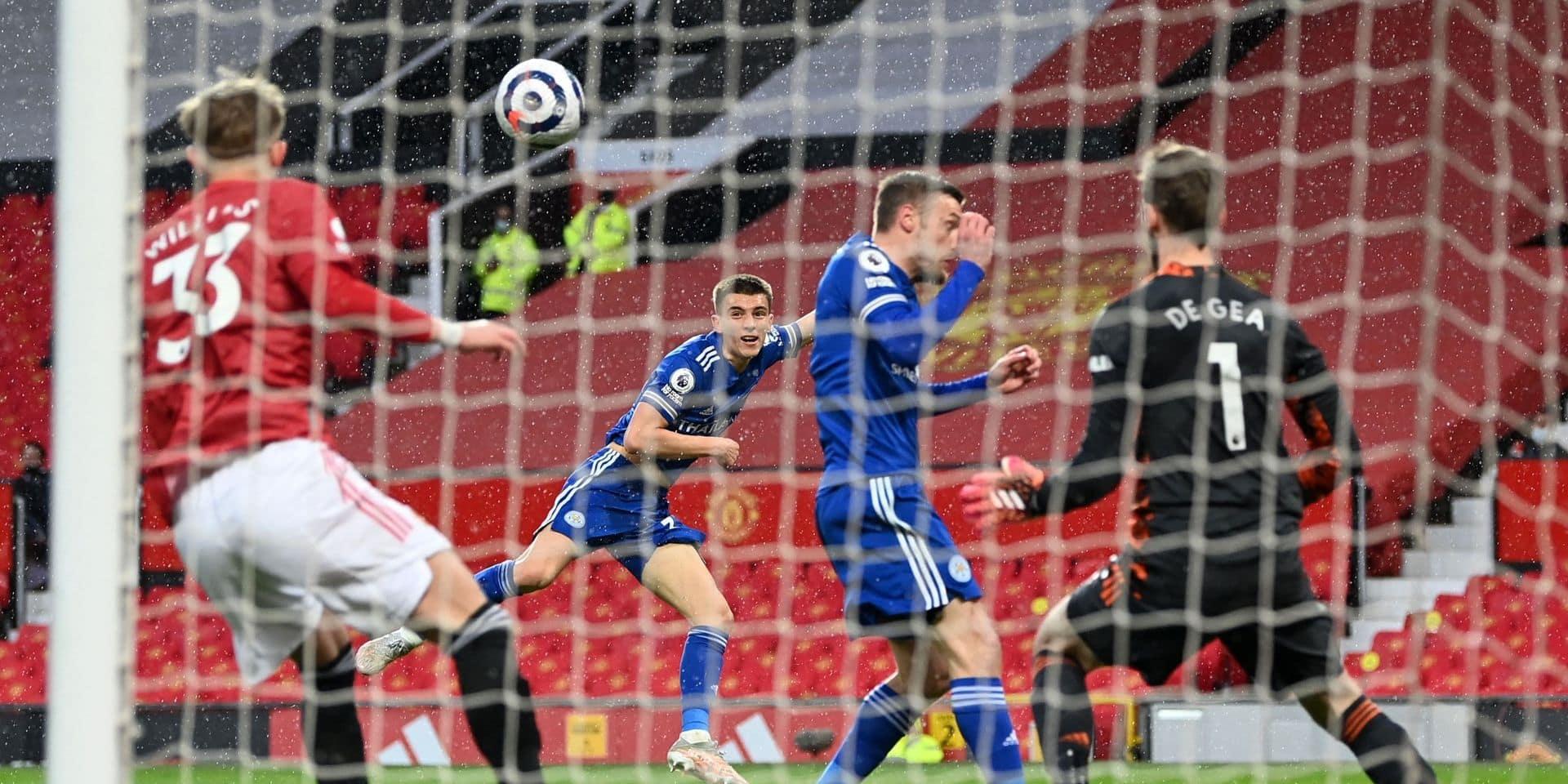 United battu par Leicester: City et Kevin De Bruyne sont champions d'Angleterre !