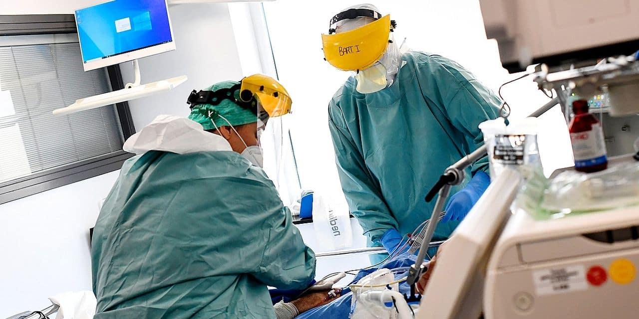 Entre mars et mai, la mortalité a augmenté de près de 30%: une partie de la Belgique plus touchée