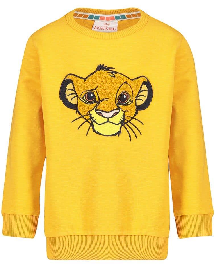 Sweat petit roi Lion, JBC, 24.95€