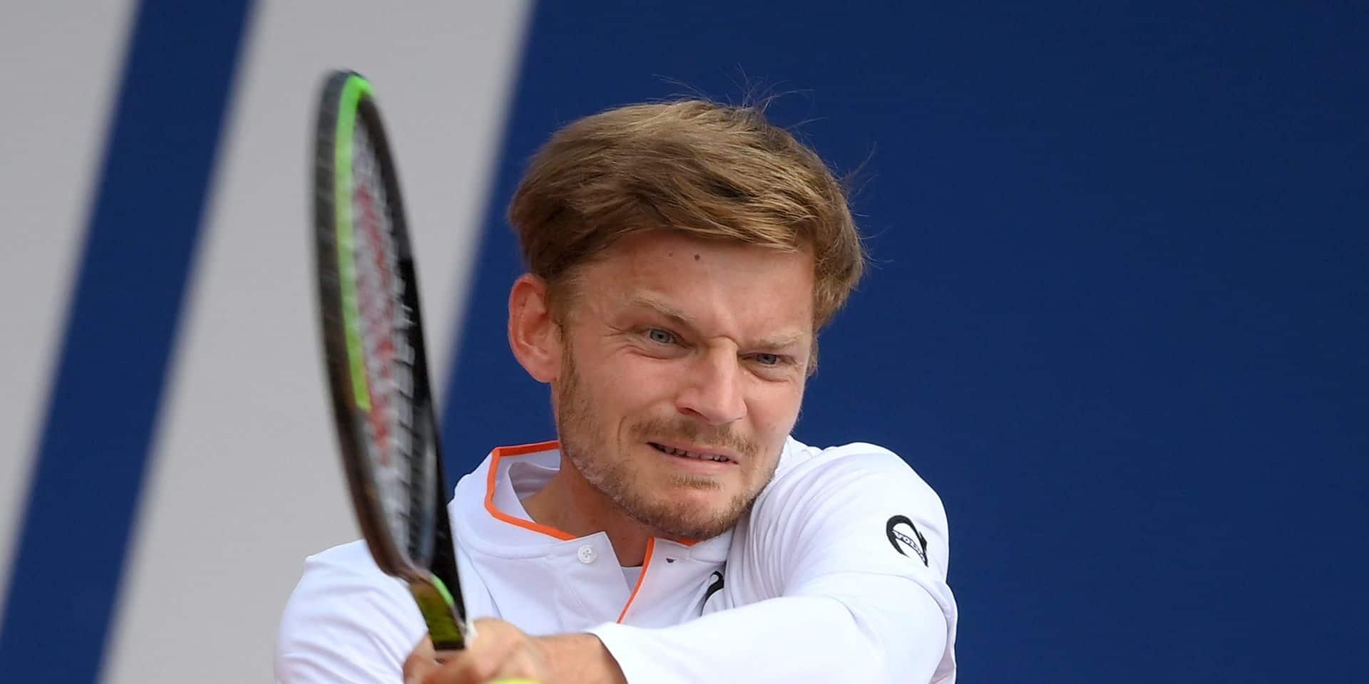 ATP de Barcelone: David Goffin abandonne contre Norrie après une blessure et l'appel du kiné