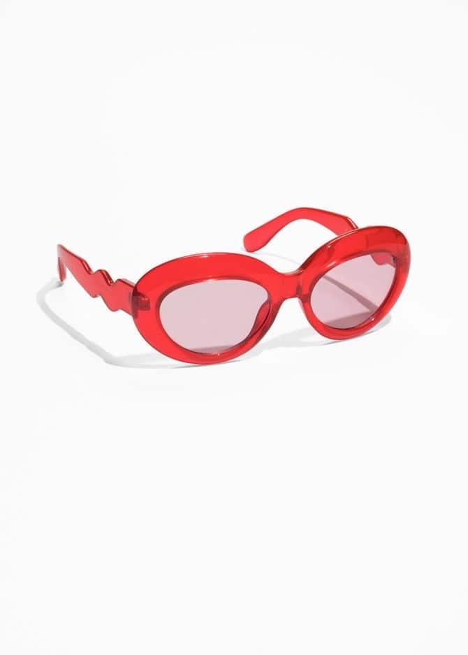 Une chouette paire de lunettes,                                                                                                                                                         & Other Stories, 25 euros