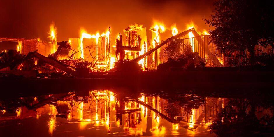 USA - incendies en Californie : le bilan s'élève à 6 morts