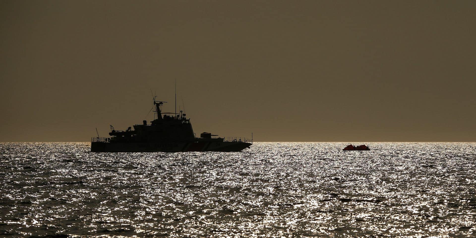 Plus de 50 migrants disparus dans le naufrage d'un bateau parti de Libye