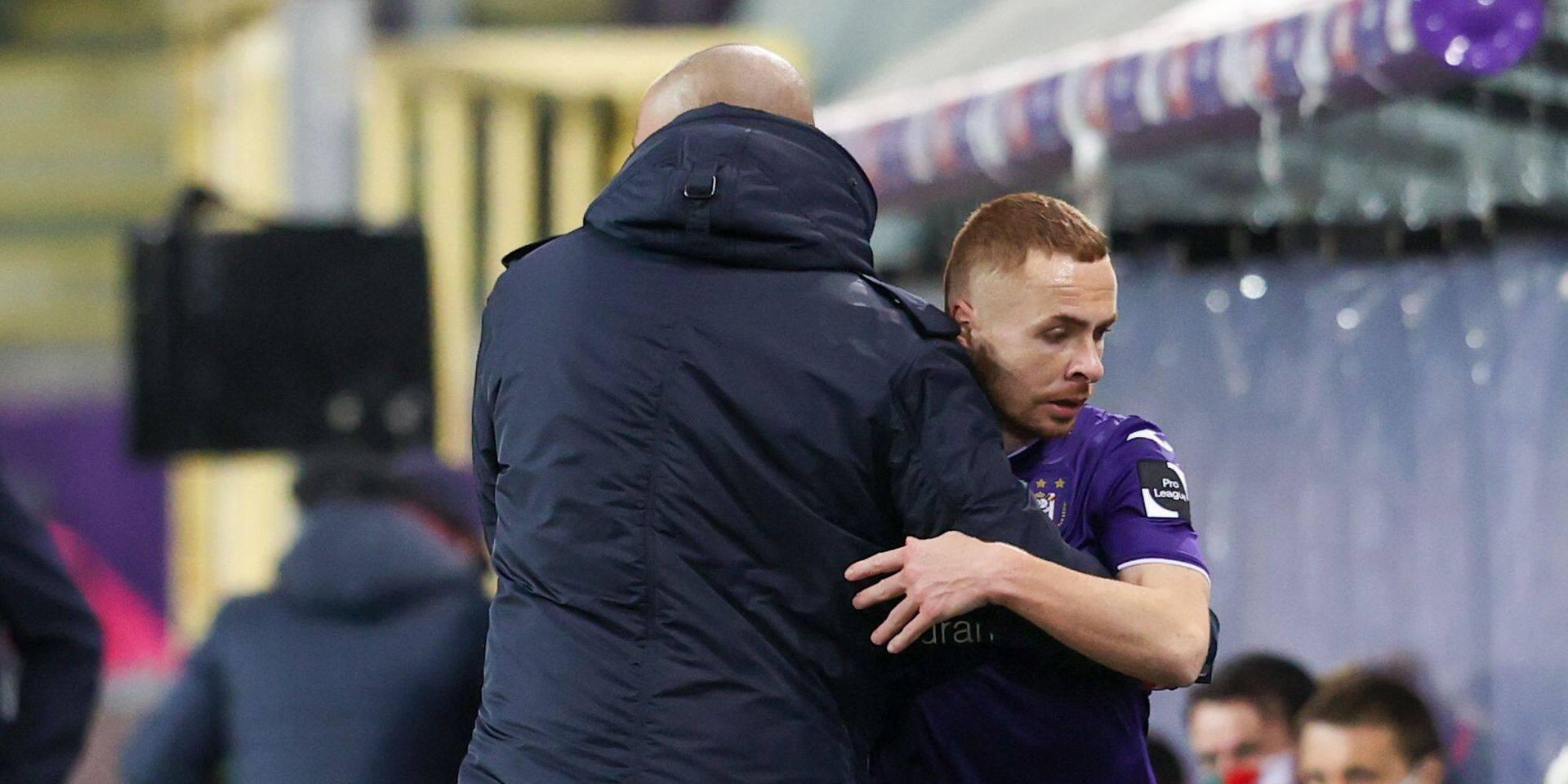 """Sa blessure, sa relation avec Kompany, son avenir, Trebel se confie: """"Si le club me demande de partir, je partirai"""""""