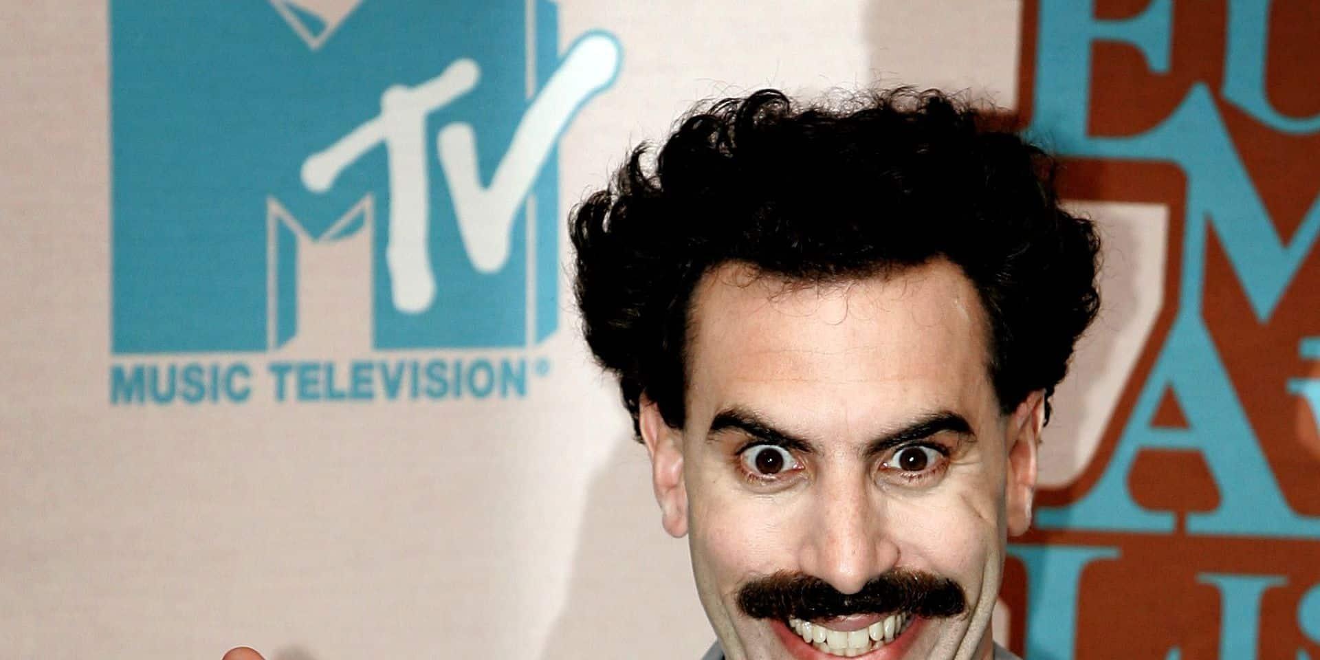 """Une suite de la comédie à succès """"Borat"""" bientôt diffusée sur Amazon Prime"""