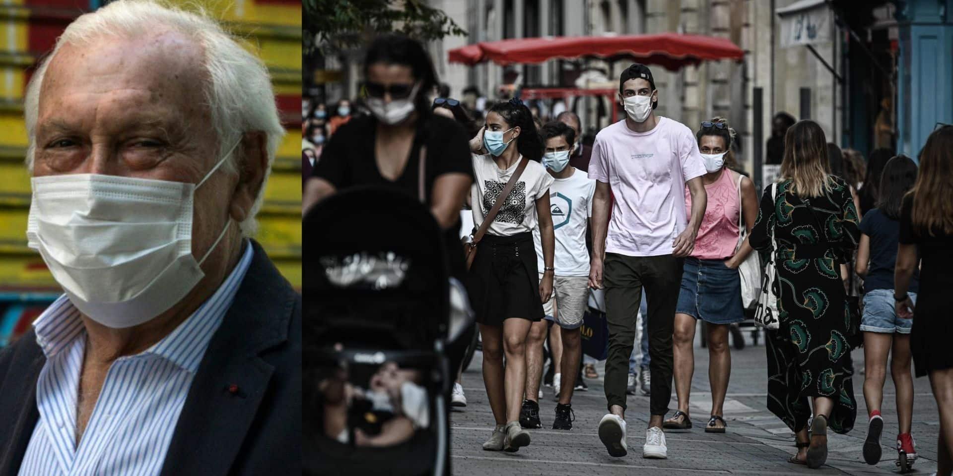"""Le niveau de l'épidémie de coronavirus inquiète en France: le gouvernement va devoir """"prendre des décisions difficiles"""""""