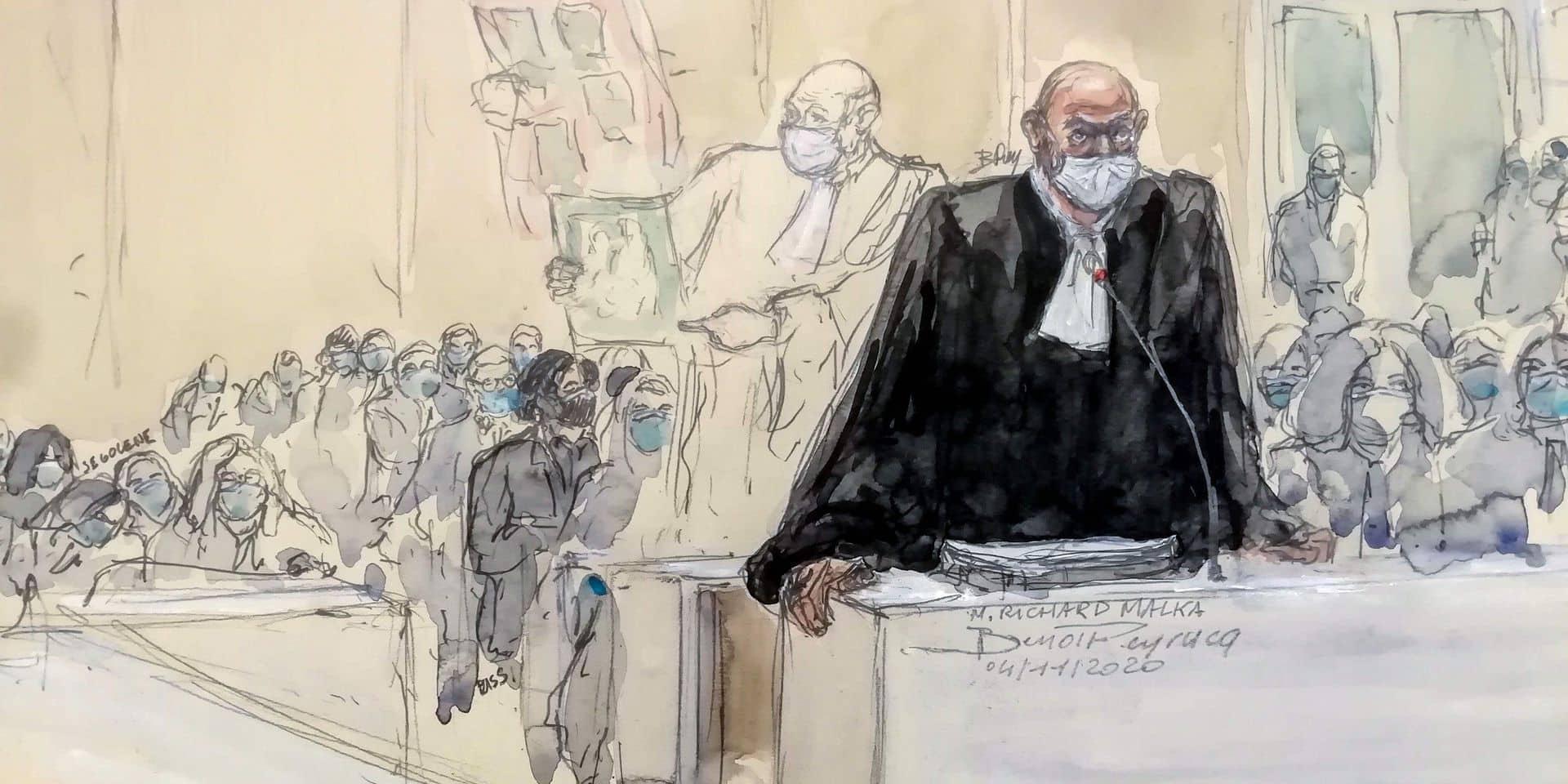"""""""Pourquoi tuer cet homme qui n'a pas eu le temps d'esquisser le moindre geste?"""": un réquisitoire sans concessions au procès Charlie Hebdo"""
