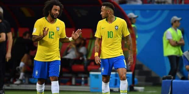"""La Seleção pleure son élimination: Neymar se demande comment """"vouloir encore jouer au football"""" - La Libre"""