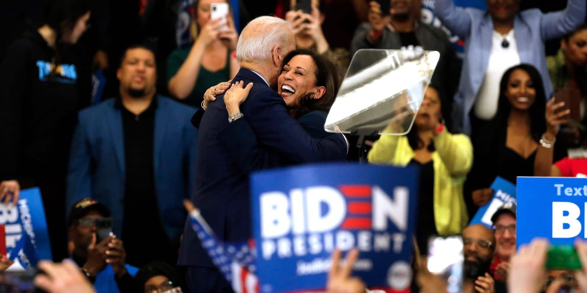 Avec Kamala Harris, Joe Biden a fait le choix du centre