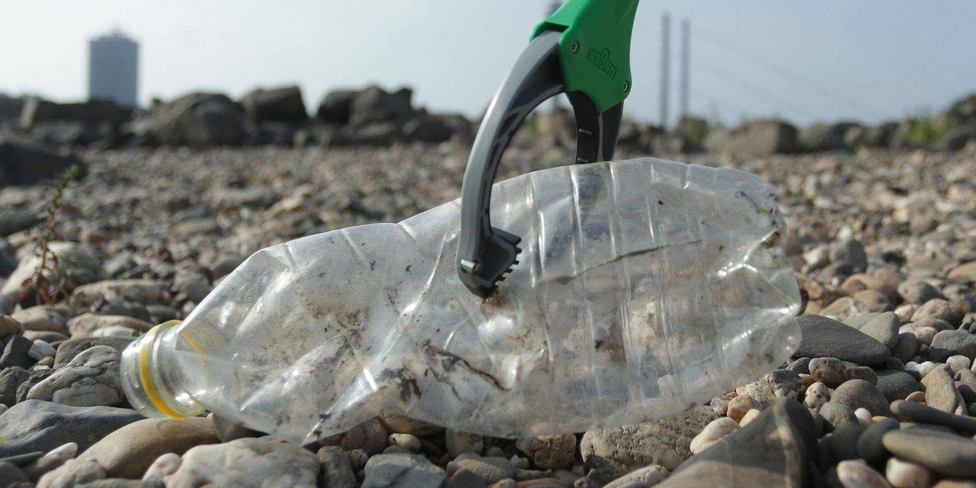 Les entreprises belges pourraient recycler 34.000 tonnes de plastique supplémentaires
