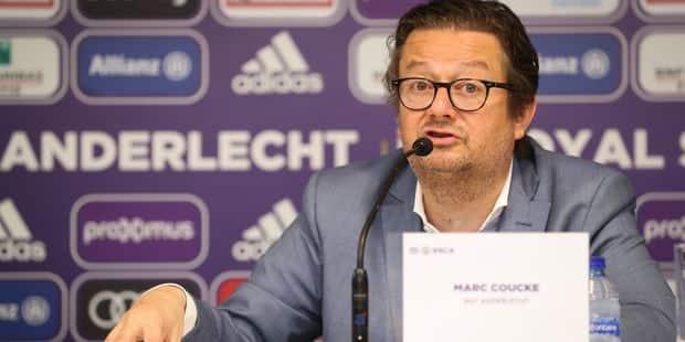 En tant que président d'Anderlecht, Marc Coucke a changé... sa façon de tweeter - La Libre