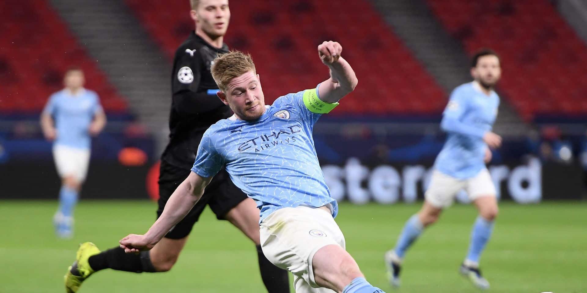 Champions League: City et le Real s'imposent facilement et filent en quart de finale