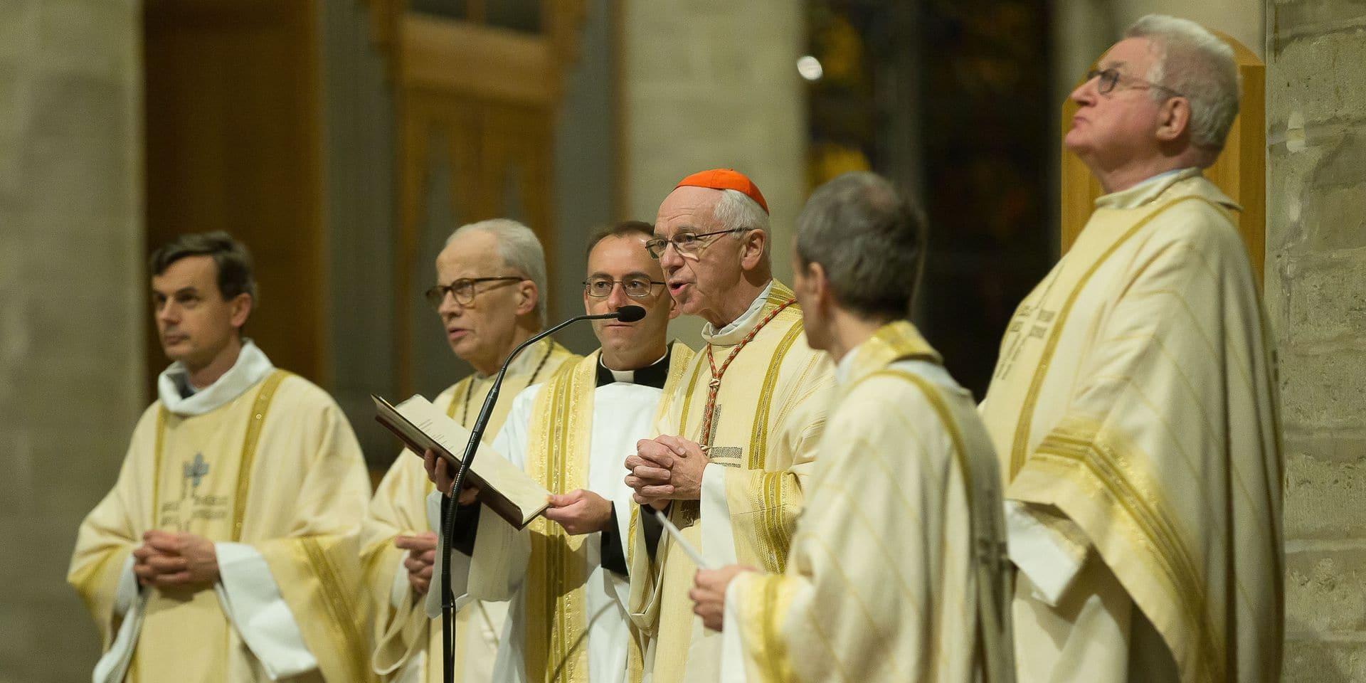 À la messe de minuit, le Cardinal De Kesel a rappelé l'origine chrétienne de la fête de Noël