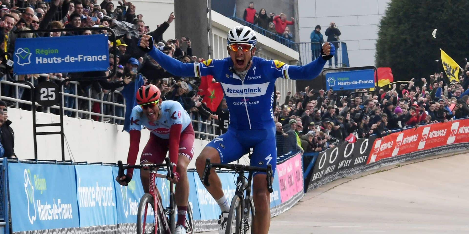 Flèche Wallonne, Liège-Bastogne-Liège, Paris-Roubaix: les trois courses reportées
