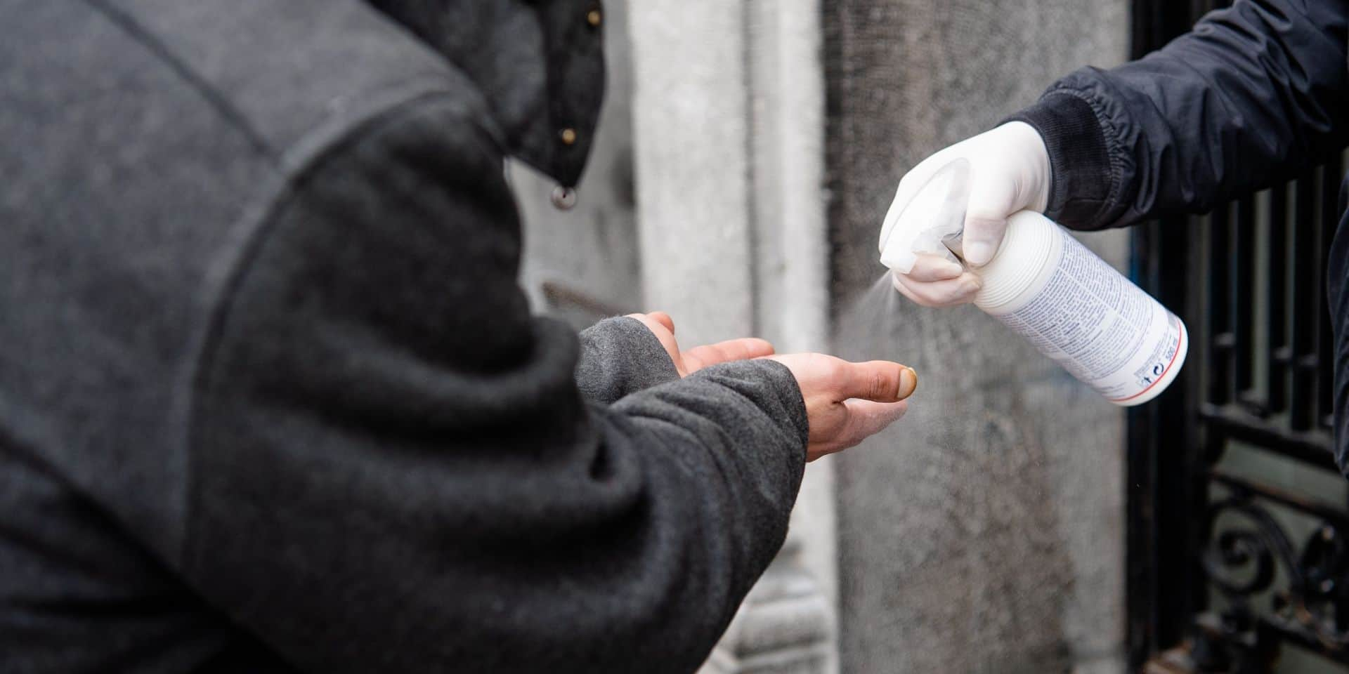 Coronavirus: 15 places en isolement pour les sans-abri bruxellois qui seraient contaminés
