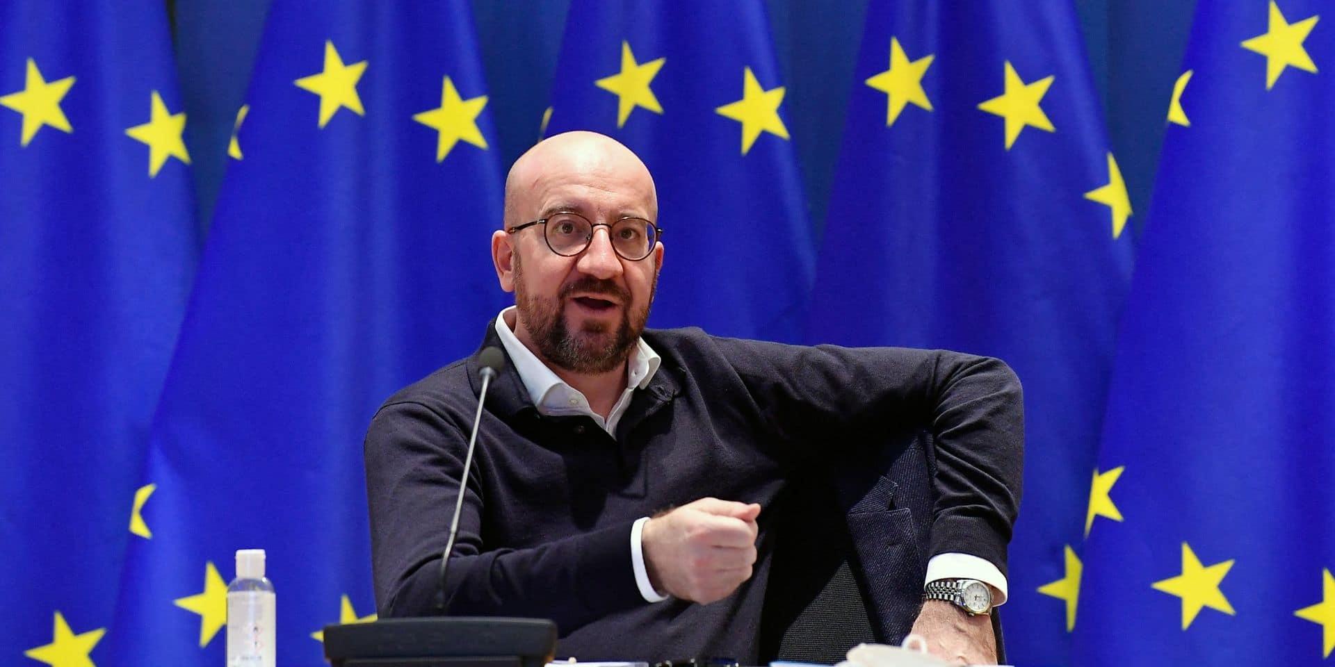 Le représentant de l'UE convoqué à Londres après des déclarations de Charles Michel