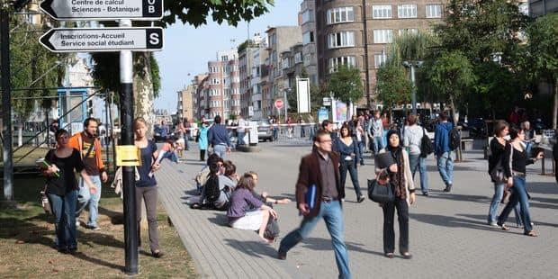 Bruxelles recule encore au classement des meilleures villes du monde où il fait bon étudier - La Libre
