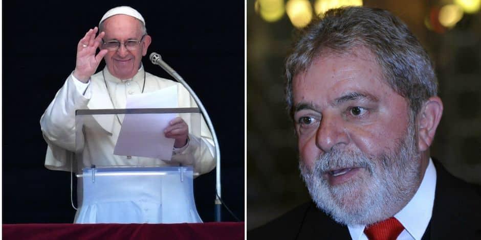 Lula lancé dans la course présidentielle depuis sa prison — Brésil