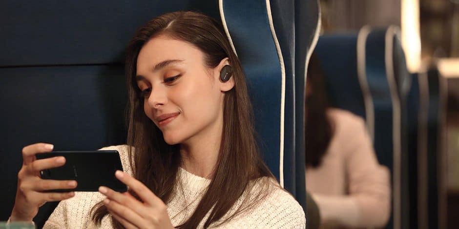 Test: les écouteurs sans fil de Sony WF-1000XM3 sont encore meilleurs