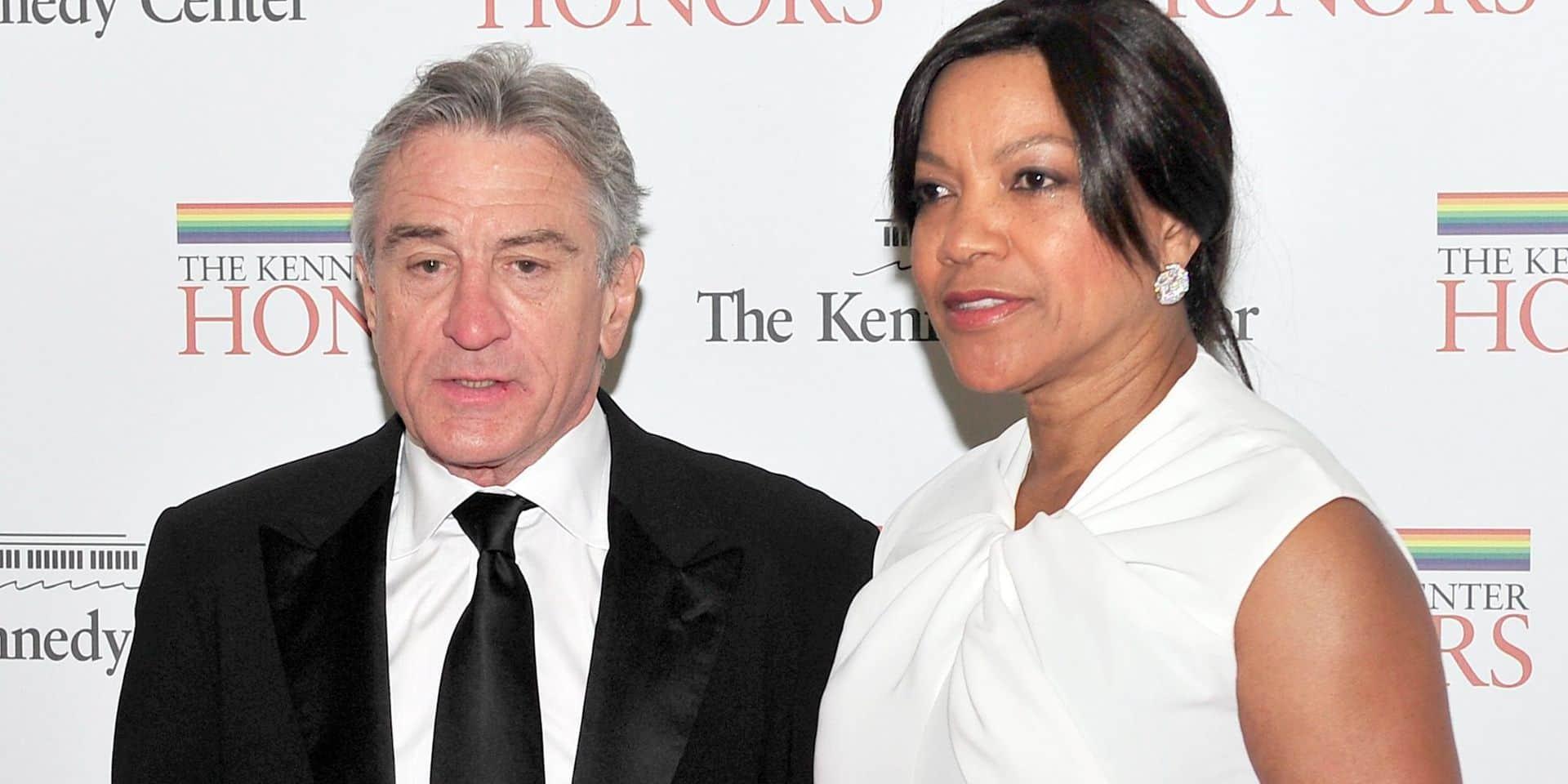 """Robert De Niro n'en peut plus de devoir travailler """"six jours par semaine"""" pour subvenir aux besoins de son ex-compagne"""