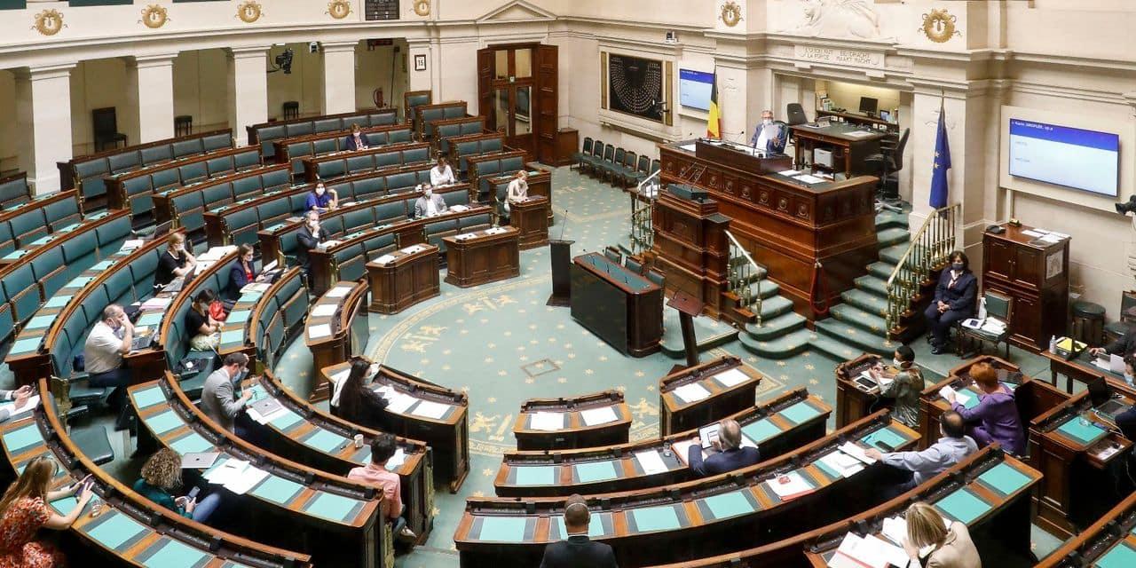 La Chambre en pleine séance marathon avant les vacances: pas moins de 22 textes sont inscrits à son ordre du jour