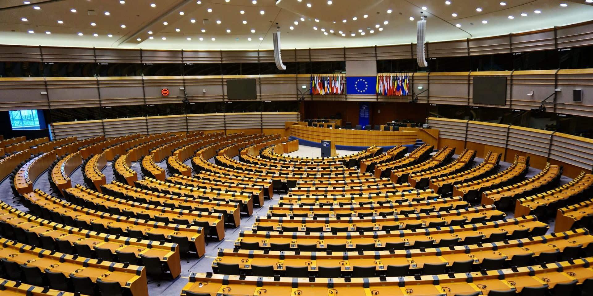 Première e-plénière de l'histoire au Parlement européen