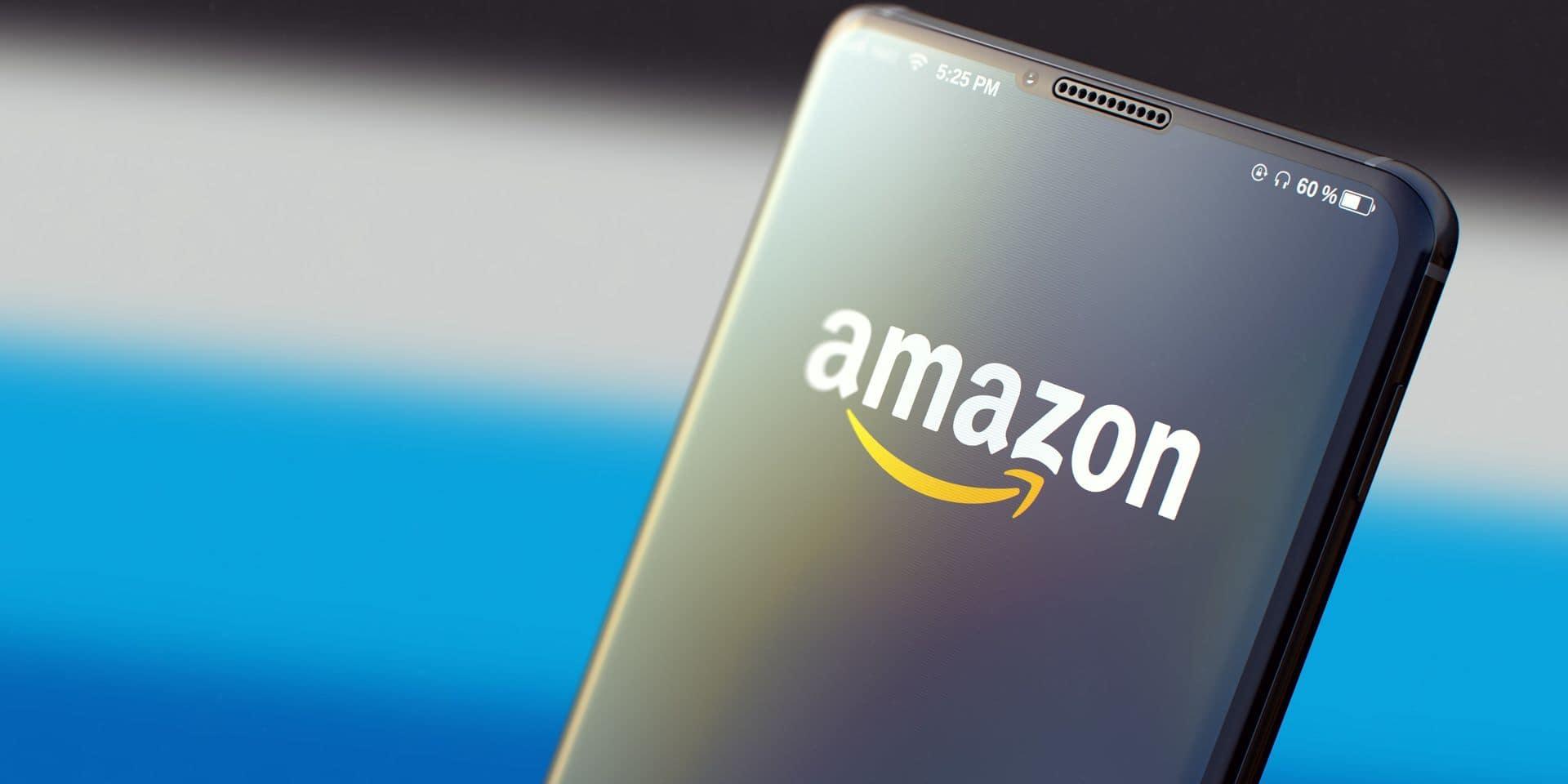 Des utilisateurs se plaignent que le nouveau logo de l'application Amazon évoquait trop... Hitler