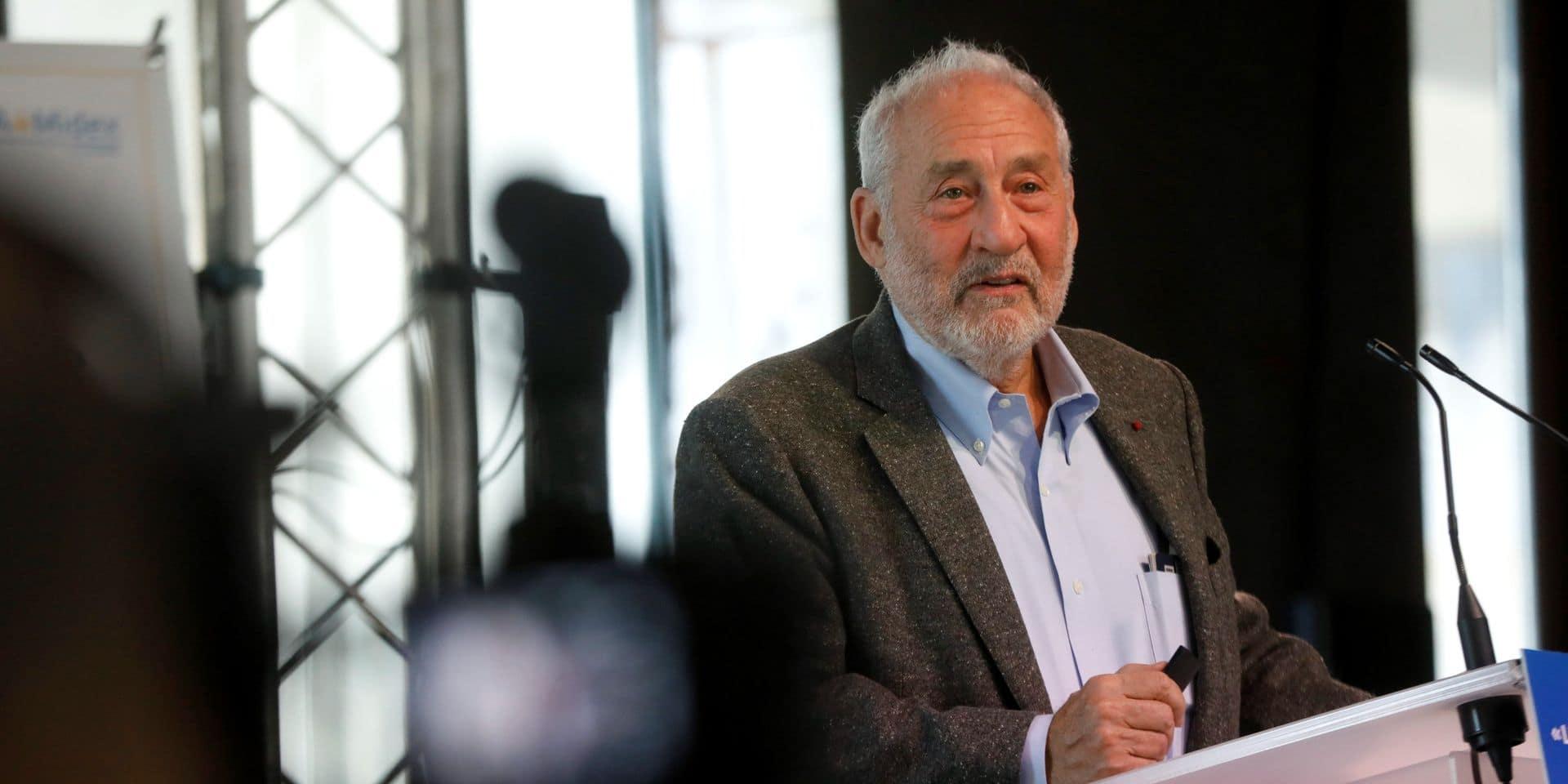 Joseph Stiglitz, prix Nobel d'économie.