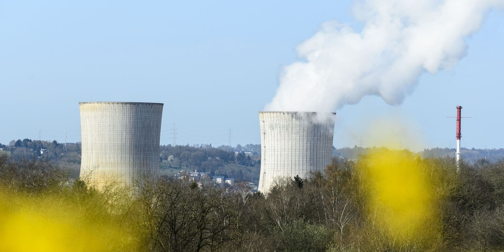 NUCLEAR PLANT OF TIHANGE