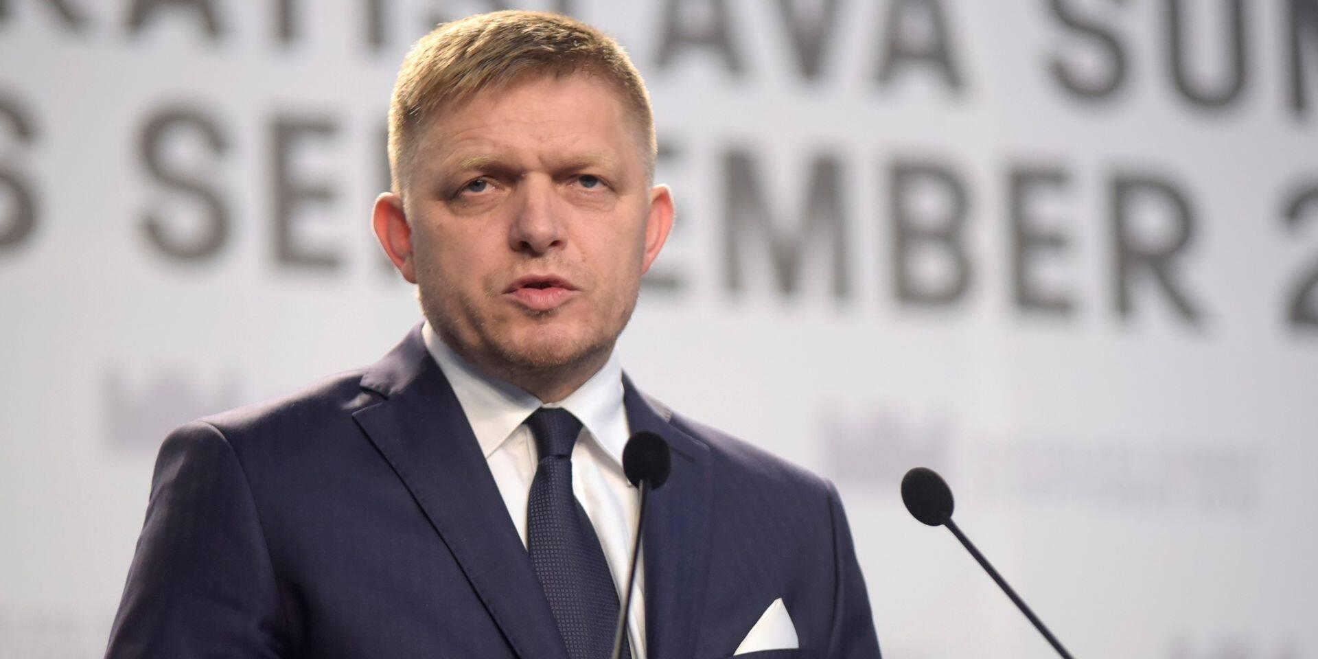 En Slovaquie, les sociaux-démocrates en mauvaise posture à l'approche des élections